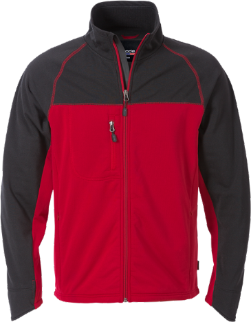 Fristads Acode Men's Fleece Jacket 1475 MIC (Red)
